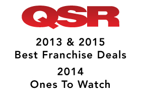 QSR Awards for Fresh To Order