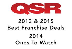 QSR Awards for Fresh To Order