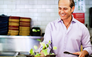 Chef Pierre Panos of Fresh To Order