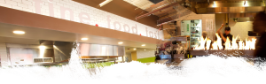 Fine dining food and experience in a fast casual format