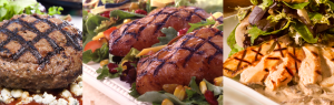 Freshly grilled, fine food at Fresh To Order