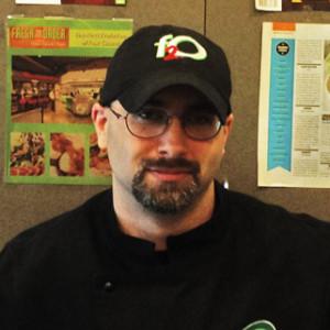 Jesse Gideon, chef at Fresh To Order