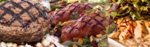 Fresh grilled, finer food at Fresh To Order Menu