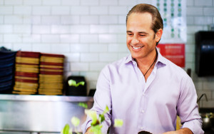 Pierre Panos, founder of Fresh To Order