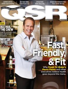 QSR Magazine Cover