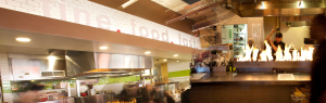 Finer, fresher, upscale restaurant experience, fast casual, Fresh To Order
