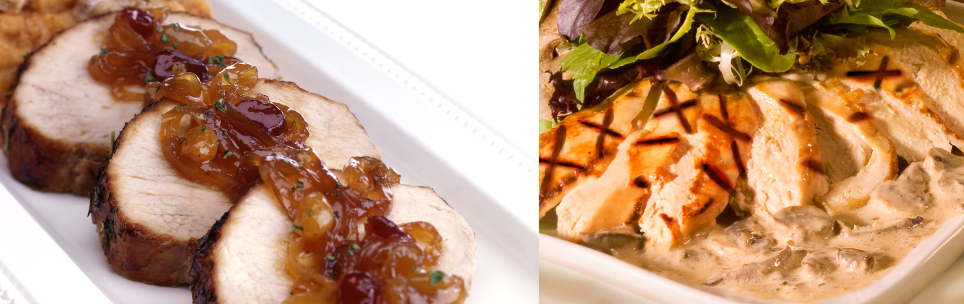 Fresh made upscale fine entrees at Fresh To Order