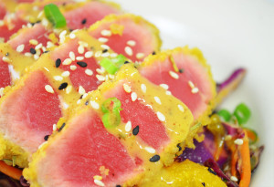 Seared Tuna Appetizer at Fresh To Order